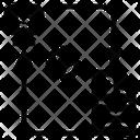 Exchange work Icon