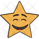 Excited Laughing Happy Icon