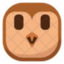 Excited Wondering Owl Icon