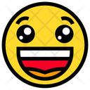 Cheer Happy Smiley Icon