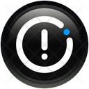 Sign Exclamation Mark Icon