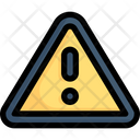 Network Communication Exclamation Icon