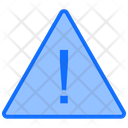 Exclamation Alert Warning Icon