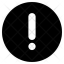 Exclamation Warning Alert Icon