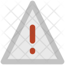 Exclamation Mark Warning Icon