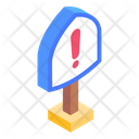 Exclamation Sign Exclamation Board Warning Sign Board Icon
