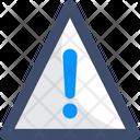 Risk Alert Spam Icon