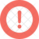 Exclamation Alert Spam Icon
