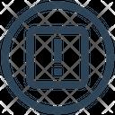 Ui Ux Warning Icon