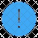 Exclamation Design Ui Icon