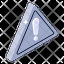 Alert Sign Attention Error Icon