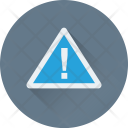 Alert Attention Caution Icon
