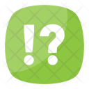 Exclamation Mark Question Icon