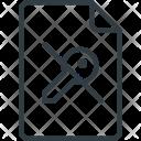 Excluding keyword Icon