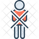 Exclusion Icon