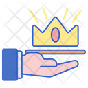Exclusivevip Pass Spacial Crown Icon