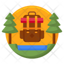 Excursions Tourism Vacation Icon