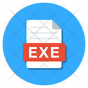 Exe File Exe Folder Exe Document Icon