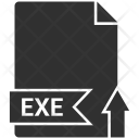 Exe Document File Icon