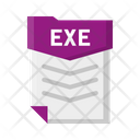 File Exe Document Icon
