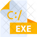 Exe File Exe File Format Icon