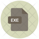 Exe File Extension Icon