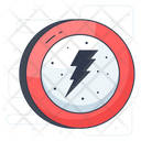 Execute Lightning Bolt Icon