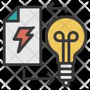 Execute Plan Icon