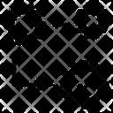 Execution Process Operation Icon