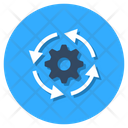 Execution Performance Project Management Icon