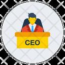 Executive Administrative Controller Icon