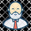 Manager Executive Accountant Icon