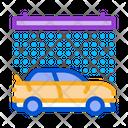 Executive Car Wash Icon