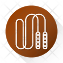Exercise Fitness Jump Icon