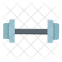 Exercise Fitnessgym Dumbell Icon