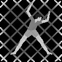 Exercise Person Exercising Icon