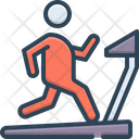Exercise Gym Fitness Icon