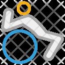 Exercise Sports Training Icon