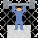 Enjoy Exercise Fitness Icon
