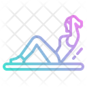 Exercise Fitness Workout Icon