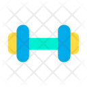 Dumbbel Barbell Gym Icon