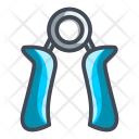 Exercise Expander Fitness Icon