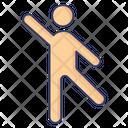 Exercise Gymnast Sports Icon