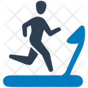 Exercise Fitness Running Icon