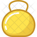 Exercise Fitness Kettlebell Icon