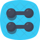 Exercise Hand Dumbbell Icon
