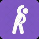 Exercise Yoga Gym Icon