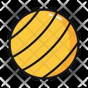 Exercise Ball Icon
