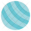 Physiotherapy Exercise Ball Workout Icon