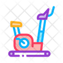 Exercise Bike Physical Icon